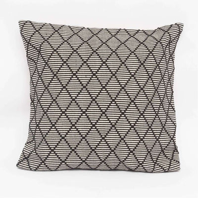 Knuckles- Black Cushion Cover
