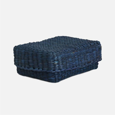 Pung Box Rectangular Blue