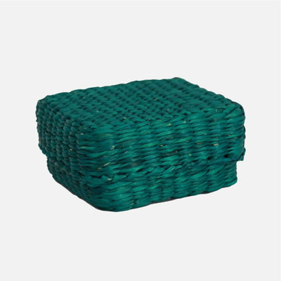 Pung Square Box Green