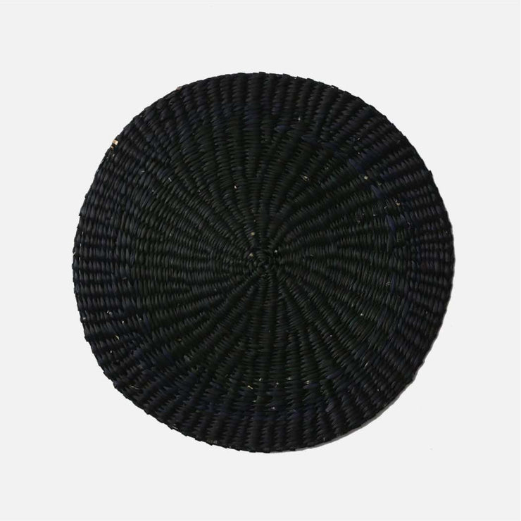Pung Table Mat Solid Black
