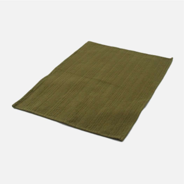 Solid Olive Green  Placemat