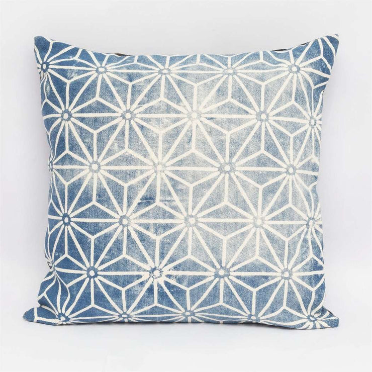 Tharu-Navy Cushion Cover