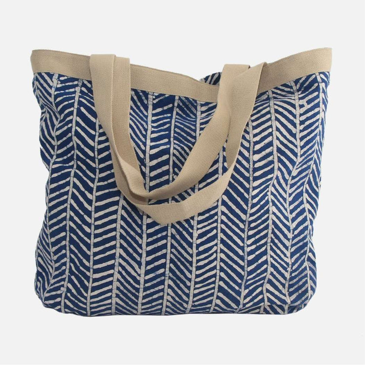 Tote Bag - Blue Iratu