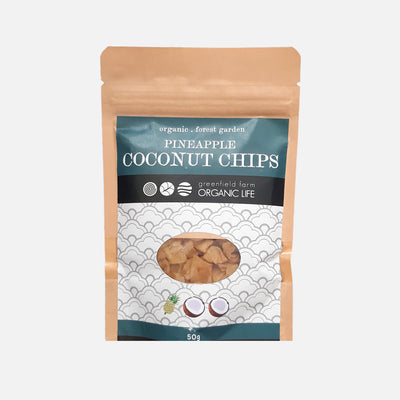 Greenfield pineapple delicious coconut chips