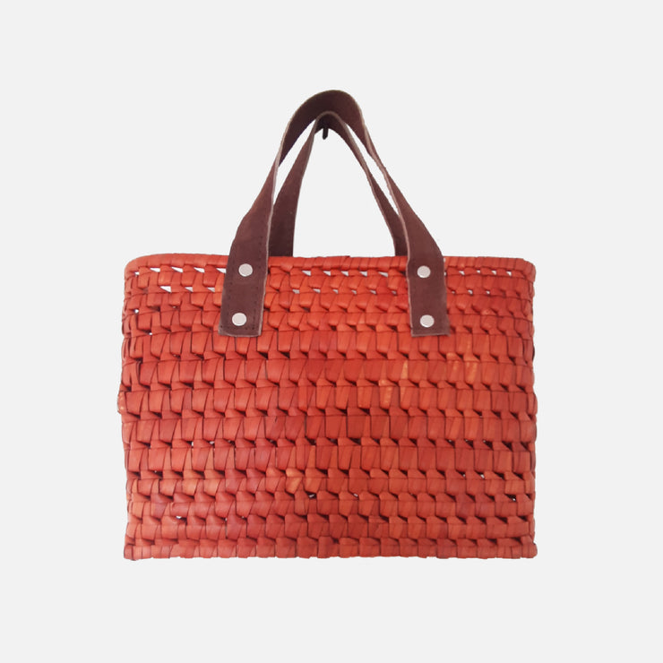 Kopay Beach Basket Small - Orange