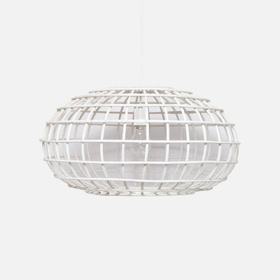 Minneriya Pendant Light - White