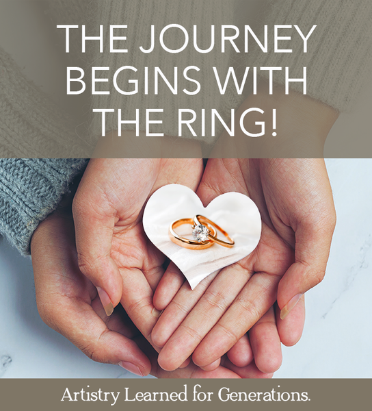 The journey begins with the ring!