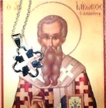 Load image into Gallery viewer, Saint Iakovos Byzantine Cross - Fundraiser