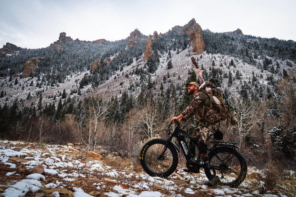 How to Find the Best Electric Mountain Bike for Hunting