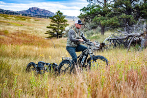 Outdoor Off-Road or Hunting Electric Bikes: Step-Through or Regular?