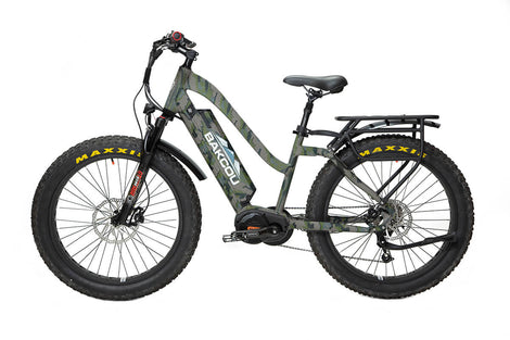 Electric Hunting Bikes