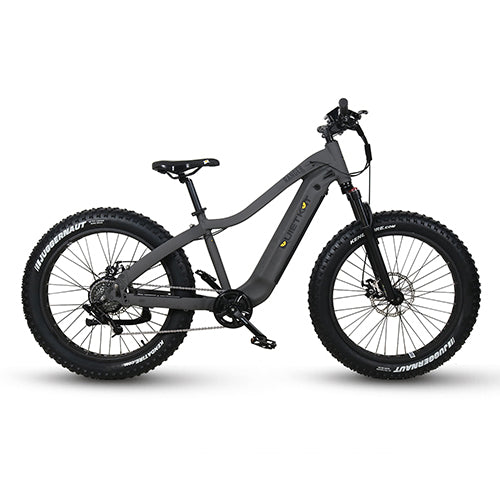 2020 QuietKat Ranger Fat Tire Electric Mountain Bike - Wired Wheels