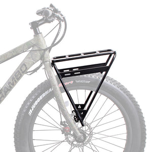 Rambo Front Luggage Rack - Wired Wheels