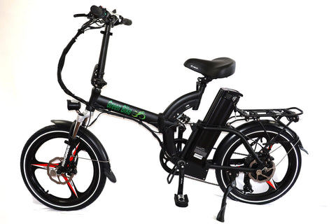 Green Bike USA GB500 Mag Electric Bike - Wired Wheels