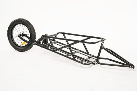BAKCOU Hunting Cargo Trailer - Wired Wheels