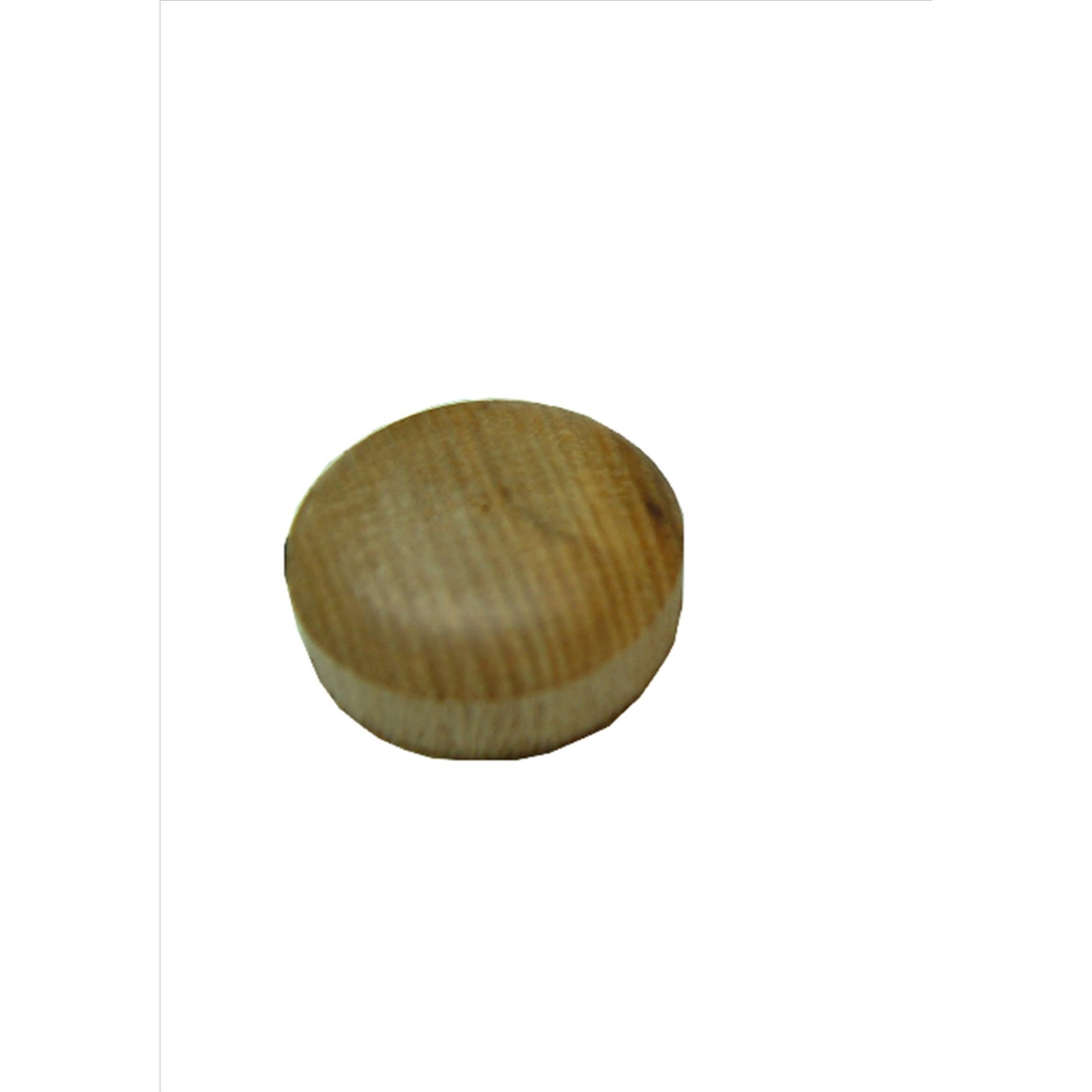 Wooden buttons Rimu 16mm plugs Pkt(4) code PLUG16R