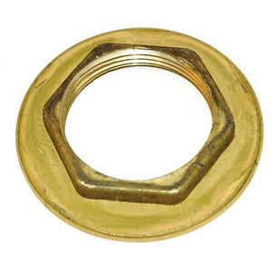 15mm back nut brass standard PlumbIT brand