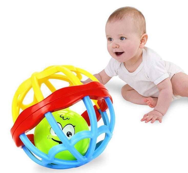 Toys Boost Physical Development for Baby at 0-3 Months