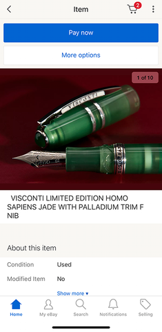The story of my stolen fountain pens | Pen Venture - Passion for Luxury