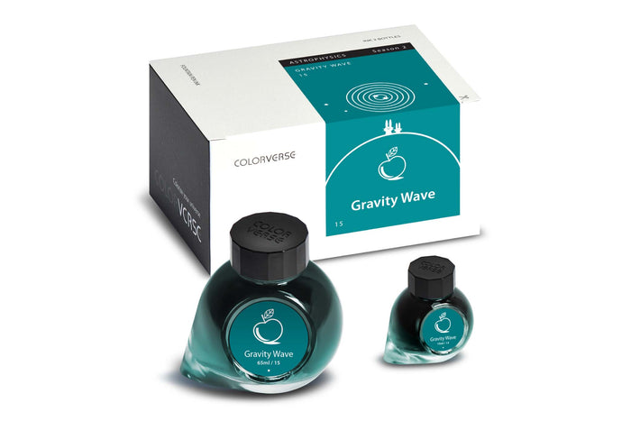 Colorverse Ink Gravity Wave Season 2 Astrophysics | Pen-Venture - Passion for Luxury