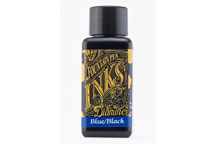 Diamine Ink - Blue Black | Pen Venture - Passion for Luxury