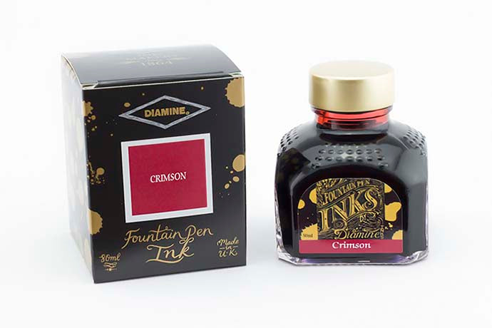 Diamine Crimson Ink | Pen Venture - Passion for Luxury