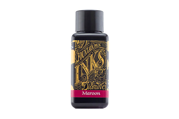 DiamineMaroon - 30ml Ink | Pen Venture - Passion for Luxury