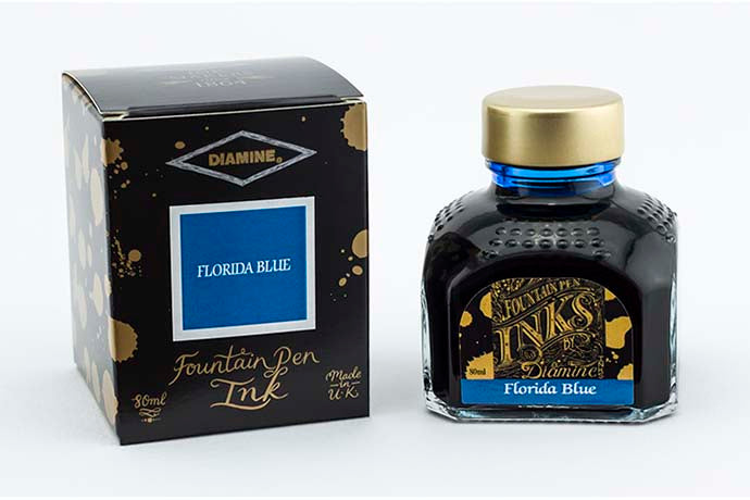 Diamine Ink - Florida Blue | Pen Venture - Passion for Luxury