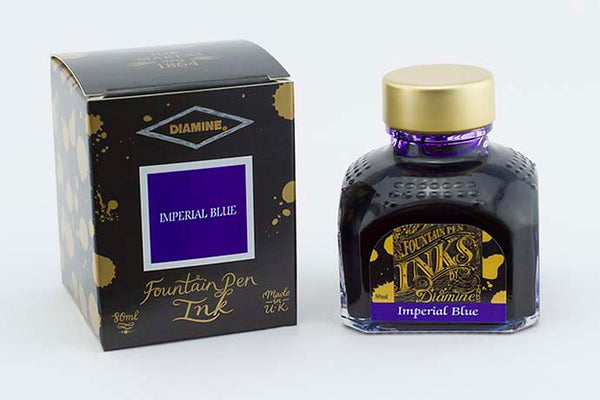 Diamine - Imperial Blue 80ml Ink | Pen Venture - Passion for Luxury