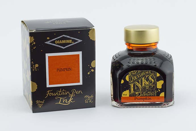 Diamine Ink - Pumpkin | Pen Venture - Passion for Luxury