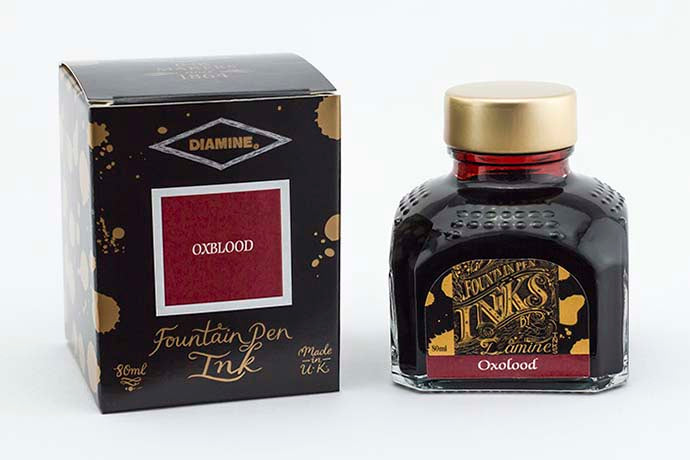 Diamine Ink Oxblood | Pen Venture - Passion for Luxury