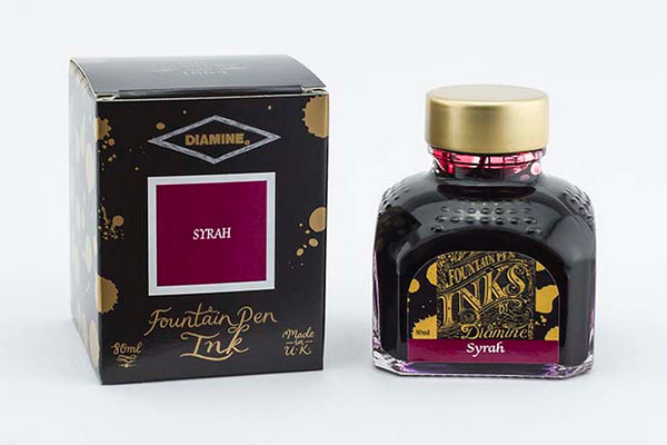 Diamine - Syrah 80ml Ink | Pen Venture - Passion for Luxury