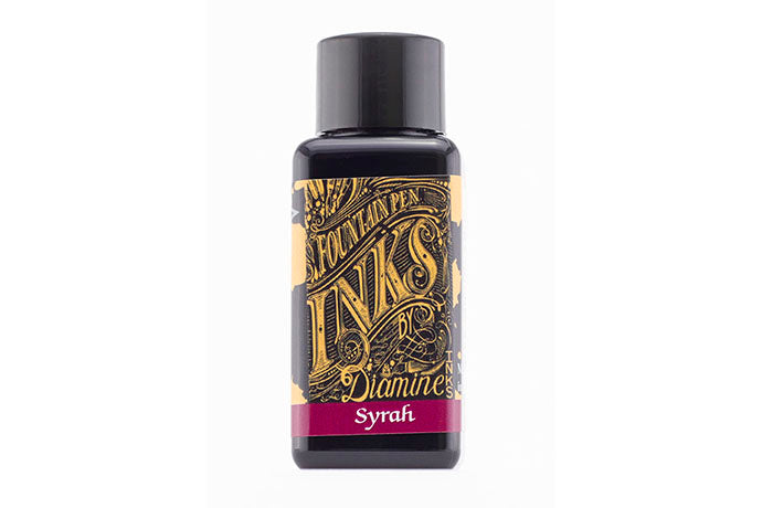 Diamine Syrah - Bottled Ink 30ml | Pen Venture - Passion for Luxury