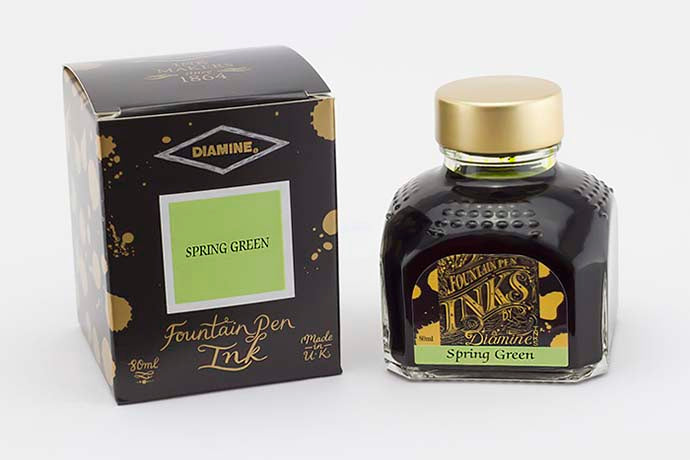 Diamine Ink Spring Green | Pen Venture - Passion for Luxury