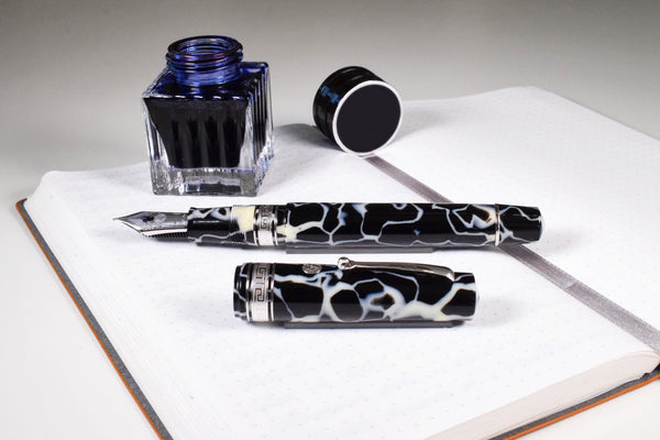 ASC Bologna Extra - Wild Side - Limited Edition Fountain Pen | Pen Venture - Passion for Luxury