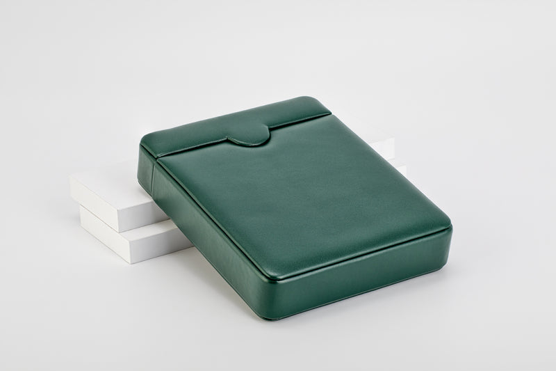 Breton - Travel Case For 6 Fountain Pens (British Green)