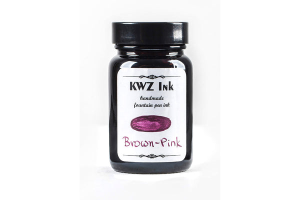 KWZ Ink - Brown Pink | Pen Venture - Passion for Luxury