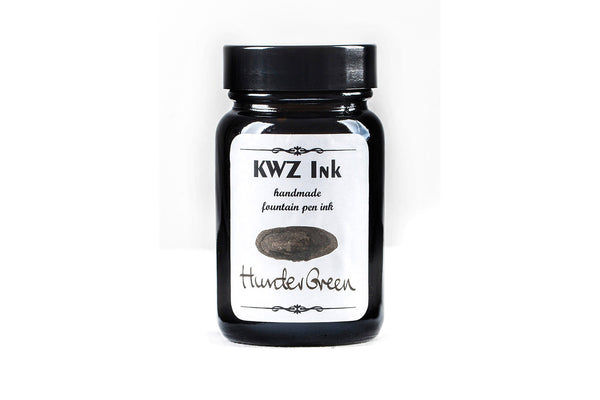 KWZ Ink - Hunter Green | Pen Venture - Passion for Luxury