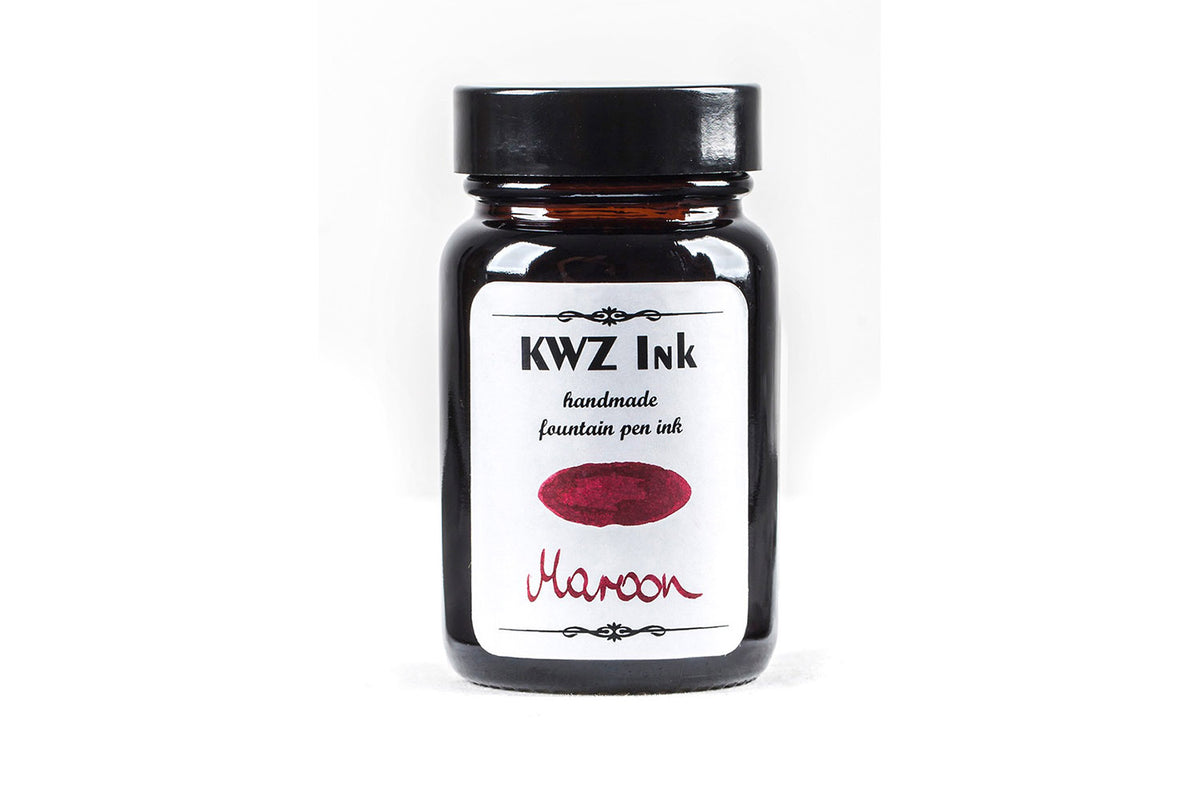 KWZ Ink - Maroon | Pen Venture - Passion for Luxury