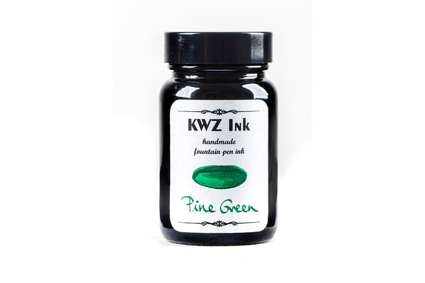 KWZ Ink - Pine Green | Pen Venture - Passion for Luxury