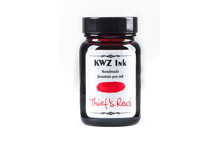 KWZ Ink - Thiefs Red | Pen Venture - Passion for Luxury