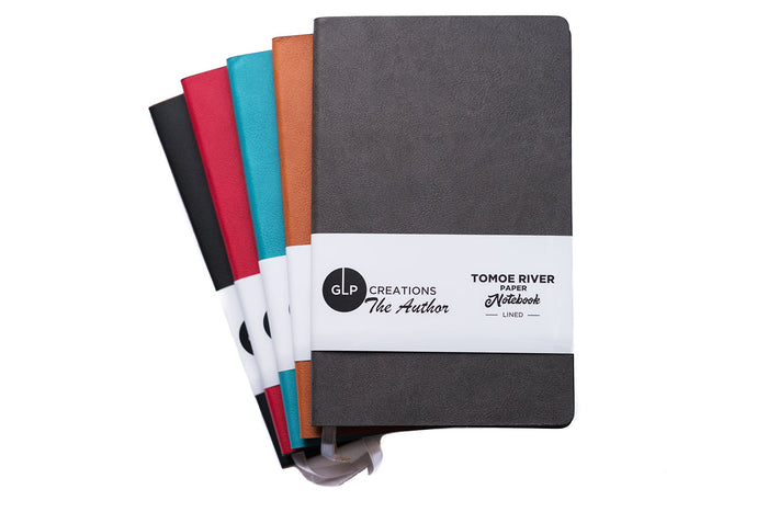 GLP Creations The Author Tomoe River Notebook | Pen Venture - Passionf for Luxury