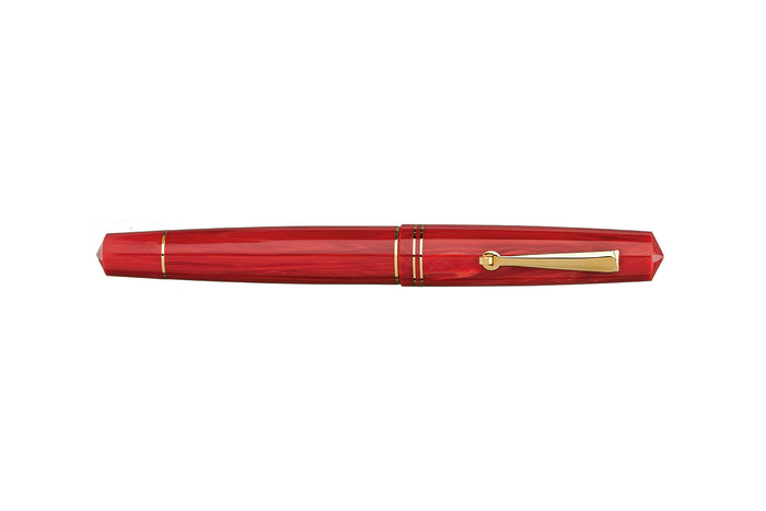 Leonardo Momento Zero - Mediterranean Coral Limited Edition Fountain Pen (LTD) | Pen Venture - Passion for Luxury