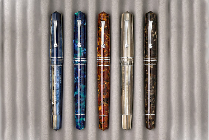 Leonardo Momento Zero GRANDE - All Collection Fountain Pens | Pen Venture - Passion for Luxury