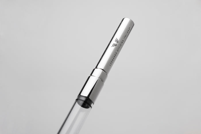 Leonardo Momento Zero GRANDE - Cover Piston Fountain Pen | Pen Venture - Passion for Luxury