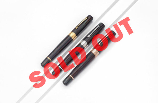 Leonardo Speranza - Etna Fountain Pen (LTD)