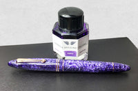 Leonardo - Furore Purple Fountain Pen | Pen Venture - Passion for Luxury