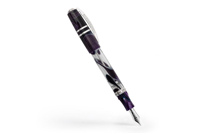 Visconti Homo Sapiens - Midnight in Florence Fountain Pen | Pen Venture - Passion for Luxury