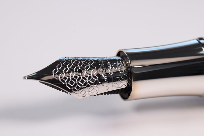 Montegrappa extra 1930 Fountain Pen - gold Nib | Pen Venture - Passion for Luxury
