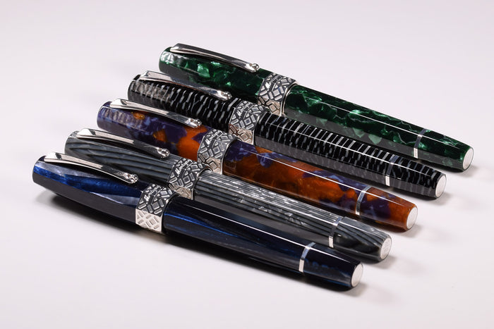 Montegrappa extra 8 otto - All Colors Fountain Pens - gold Nib | Pen Venture - Passion for Luxury